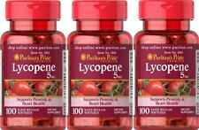 3  Lycopene 5 mgr. 100 caps. antioxidants, prostate