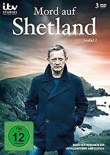 Mord auf Shetland Staffel 2 [3 DVDs] von Matthys, Ja... | DVD | Zustand sehr gut
