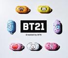 Official Line Friends BT21 Galaxy Buds Honey Case by BTS