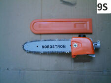 long reach petrol Chainsaw PRUNER HEAD 9-spline, Nordstrom & others