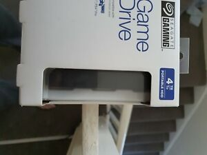Ps5 seagate 4tb external hard drive Ps5 And Ps4