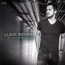 Kill the Lights - Luke Bryan (CD, 2015, Capitol) - FREE SHIPPING