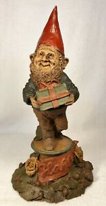 HAPPY-R 1984~Tom Clark Gnome~Cairn Item #1061~Ed #79~Hand Signed~Story Included