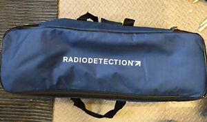 Radiodetection CAT 4 Cable Locator And Genny. Extra Leads Included. Brand New