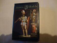 Figurine kit 54mm. ROMEO Models. Guerrier italien IVe s. avant JC