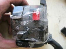 2001 Kawasaki ZR7 Left Side Turn Signal Headlight Blinker Control Switch 2002