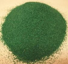 450g GREEN SAND FOR ART & CRAFT PROJECTS