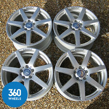"Genuine MERCEDES C CLASSE 18 "" 7 SPOKE AMG Ruote in Lega W204 C204 S204"
