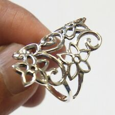 RING THAI STERLING SILVER Size.US=9/R