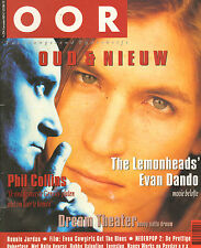 MAGAZINE OOR 1993 nr. 23 - LEMONHEADS / DREAM THEATER /PHIL COLLINS/HALLO VENRAY