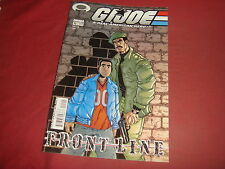 G.I. JOE : FRONTLINE #15   Image Comics 2003  NM