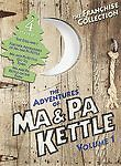 THE ADVENTURES OF MA & PA KETTLE: VOLUME 1 ONE DVD Kettel 4-Movie Collection NEW