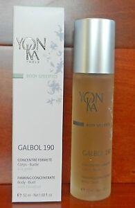 Yonka Galbol 190 Firming Concentrate Body Bust 1.69 oz / 50 ml New EXP 4/2020
