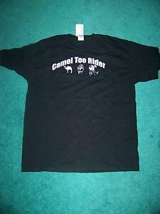 CAMEL TOE RIDER SNOWMOBILE & JEEP T-SHIRTS