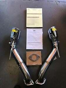Infiniti Q60 Sport NO MUFFLER Exhaust - B0100-Q60ST IN STOCK AND READY TO SHIP !