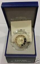 EPUISE FRANCE 2 € EURO BE PROOF 10 ANS DE L'EURO 2009 !!!!!