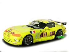 "Dodge Viper  ""Rent a Car""  #41  F.Migault   24h LeMans 1994  / Minichamps  1:43"