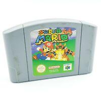Super Mario 64 - Jeu Nintendo 64 / N64 - PAL EUR