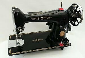 SINGER 201k  Semi Industrial Sewing Machine, Superb Condition