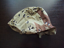 HELMET COVER 6 COLOR DESERT CAMO