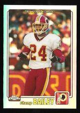 CHAMP BAILEY 2001 Topps Chrome REFRACTOR #/999 Washington Redskins NFL Broncos