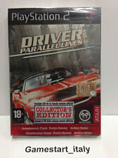 DRIVER PARALLEL LINES COLLECTOR'S EDITION PS2 PLAYSTATION 2 - NUOVO SIGILLATO