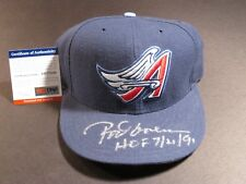 ROD CAREW (HOF/1991) SIGNED AUTOGRAPH OFFICIAL NEW ERA 59 FIFTY MLB HAT PSA