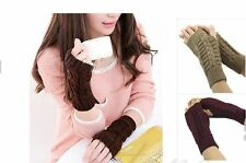 Unbranded Acrylic Wrist Gloves & Mittens for Women