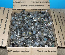 12-14 Pounds Used Radio Tubes for Radio Repair-Crafts-Steampunk-Target Practice