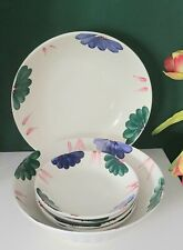 Fiori by Roma Inc. Bowl Set of 6 - Floral Pattern