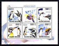 Guinée Bissau 2009 pingouins feuillet neuf ** 1er choix