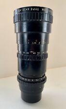 Vintage P. Angenieux Zoom F. 12.5-75mm 1:2.2 Type 6x12.5B Lens Bolex C-Mount M25