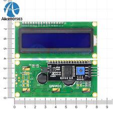 5PCS IIC/I2C/TWI/SPI Serial Interface1602 16X2 LCD Module Display Blue