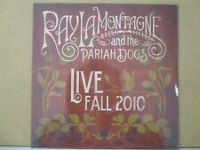 """Ray LaMontagne And The Pariah Dogs Live Fall 2010 12"""" LP NEW Folk Secret Sisters"""