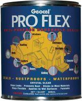 Geocel 22200 Pro Flex Multi-Purpose Brushable Sealant, 1 Quart