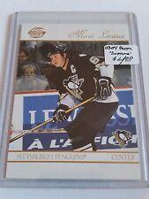 2003-04 Pacific Supreme #79 Mario Lemieux : Pittsburgh Penguins