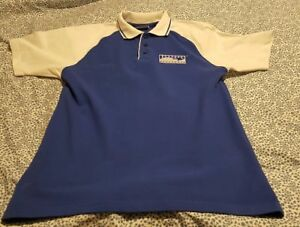 North Melbourne KANGAROOS AFL  football club Official  polo/ shirt (S)
