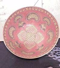 Macau Bowl, Pink, Jena Hall Inspirations, H.F.P. Macau, Asian Collectible Decor