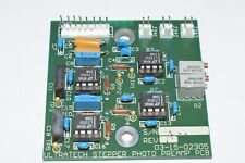 Ultratech Stepper 03-15-02305 Photo Preamplifier PCB UltraStep 4700