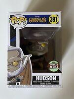 HUDSON FUNKO POP! NIB #391 GARGOYLES SPECIALTY SERIES