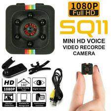 SQ11 Mini 1080P Full HD Video Camera DV Camcorder Night Vision Voice Recorder