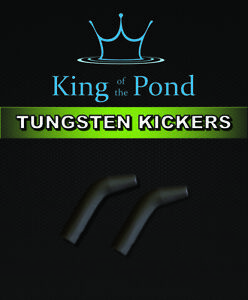 Tungsten kickers x10 large - carp fishing, carp rigs