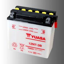 YUASA 12N7-3B Motorradbatterie  12V 7Ah