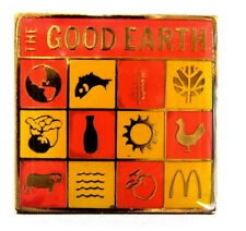 Mcdonalds pin/Pins-The Good Earth