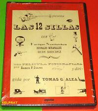 LAS 12 SILLAS + Documentales - Tomás Gutiérrez Alea - DVD R2 - Precintada