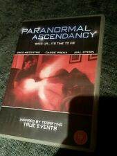 Paranormal Ascendancy (DVD, 2010)