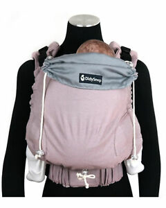 Didymos - DidySnap - Doubleface Rosalinde -  Fullbuckle -Babytrage- Baby Carrier