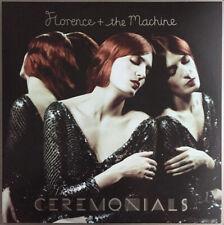 Florence And The Machine - Ceremonials 2 x LP 180 Gram Vinyl Album Record + DL