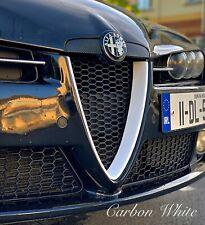 Alfa Romeo 159 front V Grill Kit - Giulia Style Mod Bodykit (Scudetto Griglia)