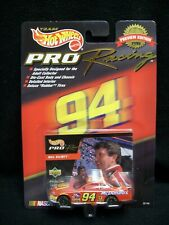 Hot Wheels 1998 Pro Racing Bill Elliott McDonalds Nascar.